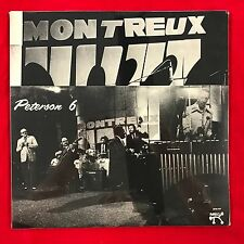 The Oscar Peterson Big 6 At The Montreux Jazz Festival 1975 - SEALED LP -2310747