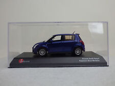 SUZUKI Swift Sport  Kashmir Blue Metallic  1:43  Jcollection Kyosho NEW