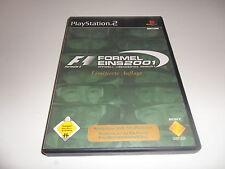 PlayStation 2  PS 2  F1 - Formel Eins 2001 (limitierte Auflage)