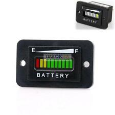 36V LED Battery Indicator Meter Gauge for EZGO Club Car Yamaha Golf Cart RV Boat