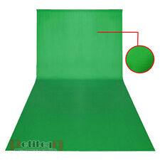 Green Screen Chromakey 3.2m x 6m Background Backdrop Sheet Photography UK Local