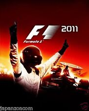 Used PS3 F1  2011 SONY PLAYSTATION 3 JAPAN JAPANESE IMPORT