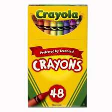 Crayola 48ct Crayons, New