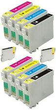 10 Ink Cartridges for Epson XP-30 , XP30, XP-205 , XP-405 , XP-202 , XP-102