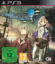 Sony PS3 Playstation 3 Spiel * Atelier Escha & Logy: Alchemists of the Dusk Sky