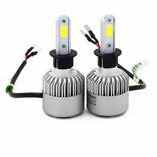 16000LM 72W6500K 9012 COB LED Headlight Bulb Kit Xenon White Mini HID Bulb Lamp