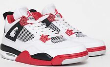 DS MENS NIKE AIR JORDAN IV 4 RETRO MARS NO KEYCHAIN Sz 12 MAX AIR FREE