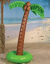 HUGE Inflatable Palm Tree Beach Luau Hawaiian Tropical Pool Party Jimmy Buffett