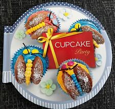 Unique hardcover book of CUPCAKE party by Reader's Digest
