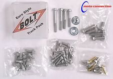BOLT SPECIAL KTM BOLTS FASTENERS TRACK PACK KTM SX65 SX85 SX125 SX250 2006