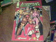 Bloodstrike # 4 Oct 1993 image comicbox1