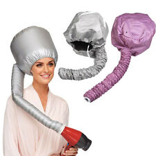 Portable Soft Hood Bonnet Attachment Haircare Salon Hair Dryer Travel Home SK