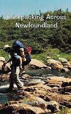 Backpacking Across Newfoundland-ExLibrary