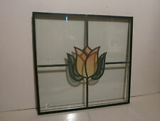 double glazed leaded light stained glass