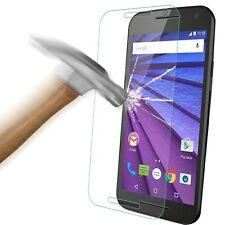 Tempered Glass Screen Protector fr Motorola Moto G3 XT1540 / Moto G 3rd Gen 2015