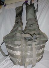Tactical Web Vest ACU Digital Camoflauge, US, Pre-owned