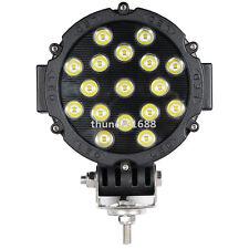 Pontoon Boat Head Light Docking Light Lamp LED 51W 9v-30v DC (Set of 1 light)