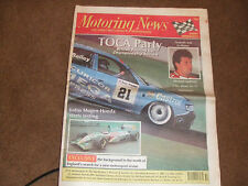 Motoring News 15 December 1993 TOCA & Tarmac Rally Review Michael Andretti etc