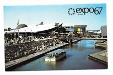 (C) Expo 67 1967 Montreal Expo The Pavilion of Italy