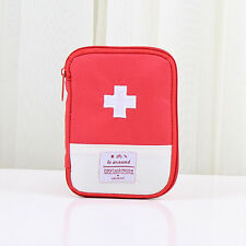 1pcs Empty First Aid Kit Bag Camping Sport Medical Emergency Survival Bag US