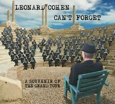 Can't Forget: A Souvenir Of The Grand Tour - Leonard Cohen (2015, CD NEUF)