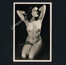 Nude woman study/aktstudie FEMME NUE * vintage 30s German real photo pc