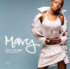 FREE US SHIP. on ANY 2 CDs! NEW CD Mary J. Blige: Love @ First Sight Single