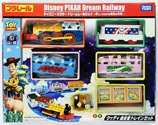 Tomy Pla-Rail Plarail Disney Dream Railway Toy Story Train Set (819325)