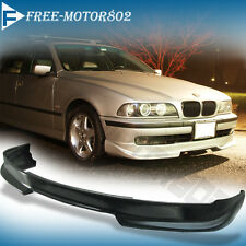 FOR 97-00 BMW E39 5-SERIES 528 540 AC-S STYLE FRONT BUMPER LIP SPOILER BODY KIT