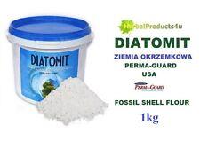 Fossil 1kg Ziemia okrzemkowa harina de concha orgánico sin tierra