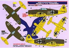 KORA Models PAINT MASKS 1/48 REPUBLIC P-47D THUNDERBOLT IN GERMAN HANDS