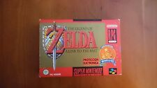 Juego The Legend of Zelda: A Link to the Past - Super Nintendo SNES