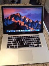 "MacBook Pro 15"" (Mid 2010) - Intel Core i7 2.66GHZ - 4GB RAM - 500GB HD"