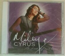 """THE TIME OF OUR LIVES by MILEY CYRUS (CD, 2009-USA-Hollywood) BRAND NEW """"SEALED"""""""