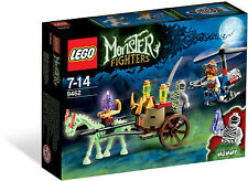 LEGO THE MUMMY 9462 Set New & Sealed Box Monster Fighters glow horse minifig