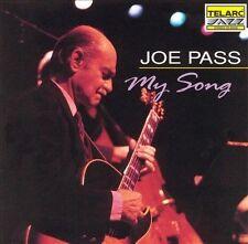 Joe Pass-My Song  CD Very Good