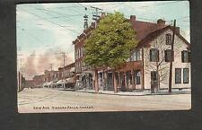 unmailed private post card Erie Ave Niagara Falls Canada