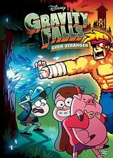 Gravity Falls: Even Stranger , Walt Disney Studios Home Entertainment (DVD) NEW