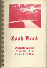 *BELLFONTAINE OH VINTAGE *HI-POINT VOCATIONAL SCHOOL JVS COOK BOOK OHIO RECIPES