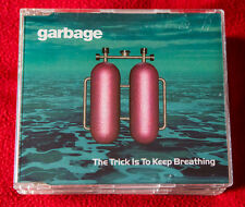 Garbage ‎The Trick Is To Keep Breathing cd single EU Shirley sexy Manson