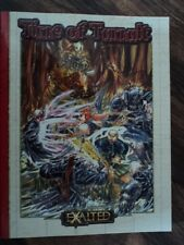 Time of Tumult adventure sourcebook for Exalted White Wolf USED trade paperback
