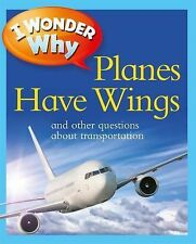 I Wonder Why Ser.: I Wonder Why Planes Have Wings : And Other Questions about...