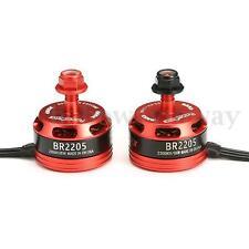 Racerstar BR2205 2300KV 2-4S Brushless Motor CW/CCW For QAV250 ZMR250 260 280 RC