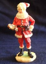 Miniature Santa Claus Figurine From The Angela Tripi Collection
