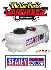 ⭐️ Sealey SS37 AGRICULTURAL QUAD TRACTOR FARMERS SPOT SPRAYER TANK 37ltr 12v ⭐️