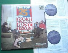 Top 25 from Your Hundred Best Tunes HBT1/1 & 1/2 LP x 2