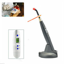 2016 Photopolymériser lampe/Dental LED Curing Light Lamp 1500mw 5W Wireless CE