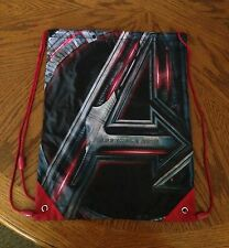 Marvel Avengers Age Of Ultron Draw String Bag New