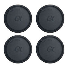 4*Rear lens cap cover for Sony Alpha Minolta Af mount lens Replacement