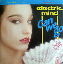 "7"" 1983 DANCE KULT RARE MINT- ! ELECTRIC MIND Can We Go"